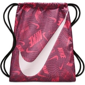 Sacola Nike Graphic Ba5262-609 Roxo/rosa