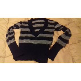 Sweater Metalizado Gris Y Plata - Ropa y Accesorios en Mercado Libre ... c5aa4eccbfc4