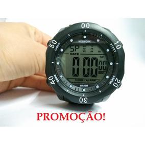 Relógio Masculino Esporte Digital Prova De Água Frete Grátis