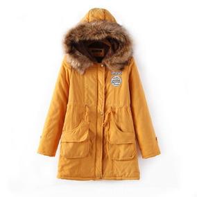 Abrigo Amarillo - Vestuario y Calzado en Mercado Libre Chile bfe66eefa48e