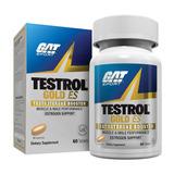 Testrol Gold Es Testosterone Booster, 60 Tabs Gat Imp E U A