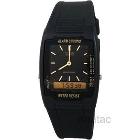 10fe2f5742c0 Reloj Casio Aq47-1e Casual Clásico Analógico Digital Hombre