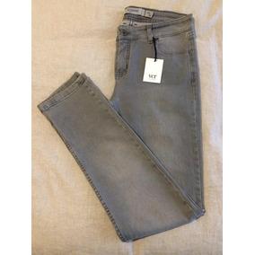 51ae1dbbb3014 Pantalones Mujer Invierno Jeans - Ropa y Accesorios Plateado en ...
