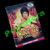 ¬¬ Dvd Cine Bruce Lee Pack 5 Películas Y 1 Documental Zp