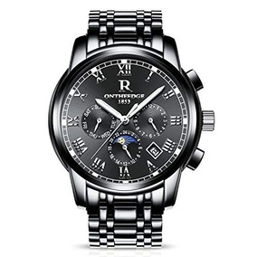 Rorios Luxury Hombres Automático Mecánico Relojes De Pulser