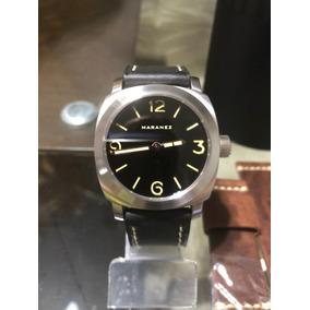 9143dcc80e5 Relógio Maranez Layan - Estilo Panerai. R  2.300