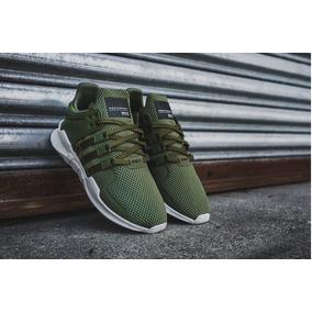 Tenis adidas Originals Eqt Support Adv Verde Militar