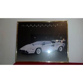 Lamborghini Cuadro O Mural