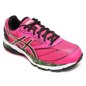 Tenis Asics Gel Pulse 8 T075a Running Feminino - Grafite 6880d4c3be86e