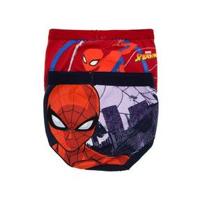 Set De Trusas Talla 6 Spider-man Para Niño