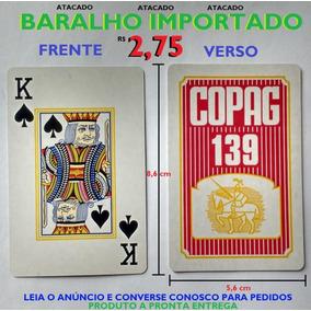 28c5049513 Baralho Copag 139 - Cards e Card Games no Mercado Livre Brasil