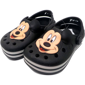 39309f81d4 Sandalia Infantil Masculina Babuche Mickey Mouse Promoção