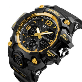 Relógio Masculino Esportivo Skmei 1155 Estilo G-schock