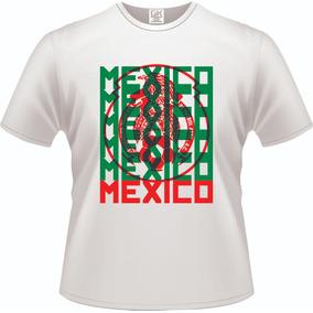 Playera Mexico 2018 Blanca Mujer en Mercado Libre México ea30f1cf7b1fa