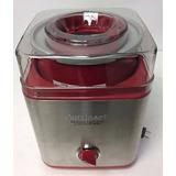 Maquina Para Helado Cuisinart Ice 30r