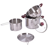 Olla Para Pastas (pastaiola) - Todo para Cocina en Mercado Libre Chile 7c6f13c175d9