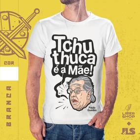 Camisa - Paulo Guedes (branca)