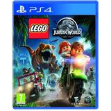 Lego Jurassic World Ps4 Disco Videojuegos Físico