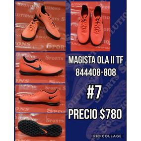 Magista Naranja - Tacos y Tenis de Fútbol en Mercado Libre México cec7b22fd3
