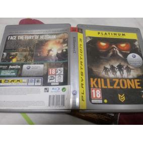 Killzone 2 Original Midia Fisica - Conservadissimo
