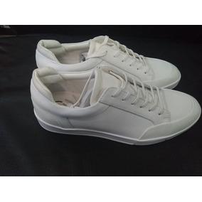 Zapatos Calvin Fibra De Hombre Klein Con Carbono En 4L5A3jRq