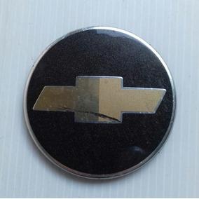 Insignia Chevrolet De Plástico Auto Logo Escudo 6cm Diametro