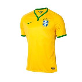 Camisa Oficial Nike Brasil Cbf 2014 Jogador Gg
