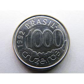Moeda 1000 Cruzeiros 93 1pç 15,00
