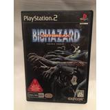 Resident Evil Outbrake Japones Playstation 2