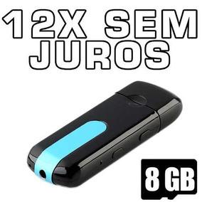 987a1e6a58e Camera Com Detector De Movimento Espia Video Objetos 4gb