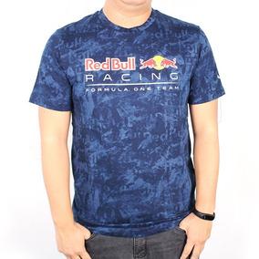 263eda4a1f126 Polo Red Bull Original Rbr Shield. São Paulo · Camiseta Redbull Styfr-rbr  Allover Tee Total Eclipse Puma Of