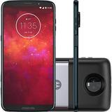 Smartphone Motorola Moto Z3 Play Power Edition 64gb
