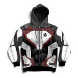 Campera Avengers Endgame Universo Cuántico Mod 2 Full Print