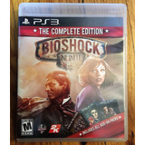 Bioshock Infinite: The Complete Edition Ps3* Play Magic