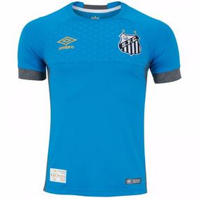 Camiseta Goleiro Santos Infantil 2019 - Personalizado b3a47831f5842
