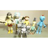 Rick And Morty Funko Figuras Coleccion Completa Wave 1