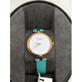 Reloj Para Dama Citizen Eco-drive Silhoutte Em0253-20a
