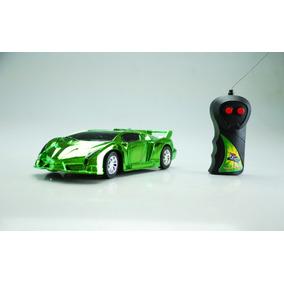 Carro Control Remoto Escala 1:18 Juguete Niño Ferrari Corre