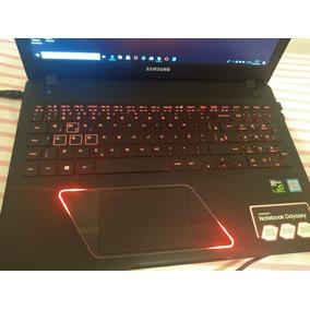 Notebook Samsung Odyssey 1tb 8gb Gtx 1050 4gb I5 15,6 Ips