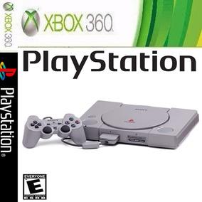 Emulador De Playstation 1 Ps1 Play 1 Para Xbox 360 500 Jogos
