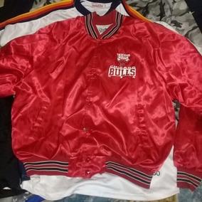 94c4c60a85ee2 Chaquetas Chicago Bulls Roja Con Blanco - Ropa y Accesorios