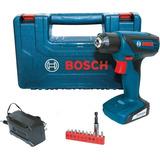 Taladro Atornillador Bosch Gsr1000 12v Inalambrico Dist Ofic