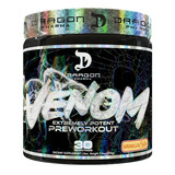 Venom Pré Treino New V2 Dragon Pharma Mais Forte Do Mercado