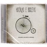 cd historias e bicicletas oficina g3 gratis