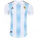 Camisa Argentina Jogador - Camisa Argentina Masculina no Mercado ... ab9fd2f203292