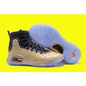 2b8d35c9a77 Basqueteira Under Armour Curry 4 - Tênis no Mercado Livre Brasil