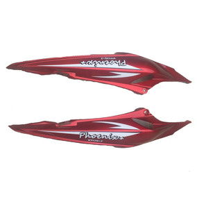 Rabeta Direita E Esquerda Shineray Wuyang Phoenix + Vermelha