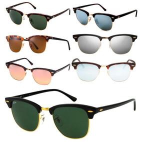 Oculos Rayban Original Masculino Quadrado - Óculos no Mercado Livre ... 5a0a4baa88