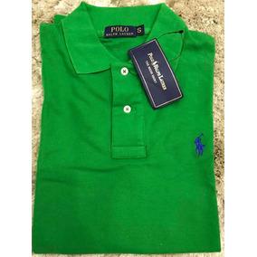 Camisa Gola Polo Ralph Lauren Masculina Tamanhos P f50d6df507c