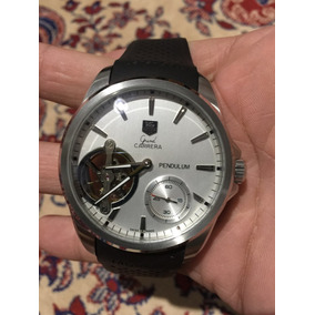 5ff237d8c53 Vidro Relogio Tag Heuer Pendulum - Relógio Masculino no Mercado ...